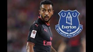 Everton Interested In Arsenal Winger Theo Walcott   Arsenal Transfer News