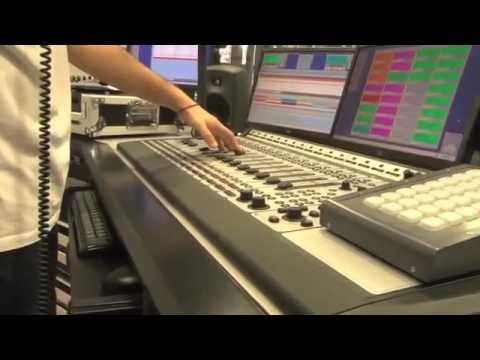 Axia & WinMedia Radio Studio Installation, Lyon, France