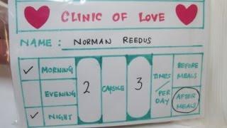 Diy : #58 Valentine's Day Gift Idea (love The Medicine) ♥
