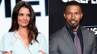 Katie Holmes and Jamie Foxx Are Still Going Strong and Have Private Date Nights Source Says