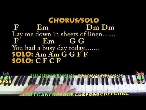Tiny Dancer (Elton John) Piano Jamtrack with Chords/Lyrics ...