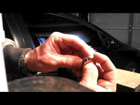how to polish tungsten carbide ring