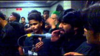 Raza akhtari - 21st Ramzan 2010 - Foztu Be Rabbil Kaba