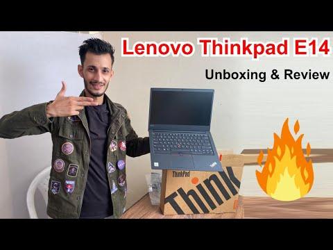 lenovo thinkpad E14 10th generation unboxing 2020 lenovo thinkpad E14 business laptop #ITGainTech