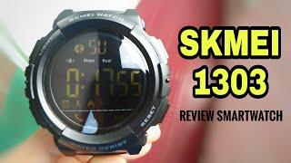 SKMEI 1303 SMARTWATCH - Keren Buat Lebaran 😁 ( Review Setting Indonesia )
