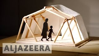 Japan's museum displays architectural models
