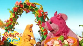 Roly Mo Show – The Collector Of Fruits | Cartoons for Children | Fimbles & Roly Mo