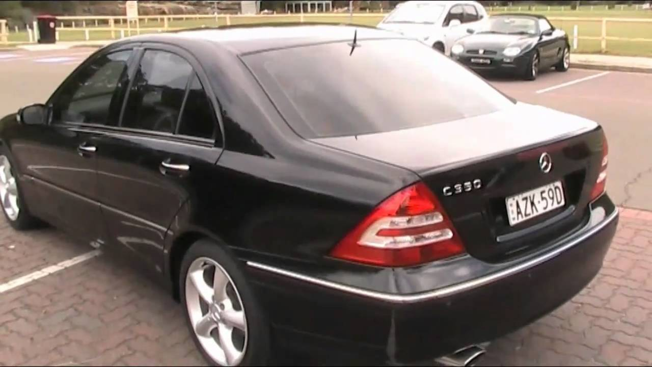 2005 mercedes benz c350 my06 for sale 39 990 prestige for Mercedes benz 2005 for sale