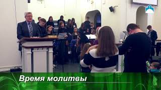 """ц. """"Преображение"""", г. Харьков, участие оркестра, 28.03.2021"""