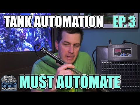 MUST AUTOMATE - Heaters, Dosing & Auto Top Off - Tank Automation