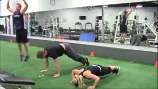Tabata Workout - 4 Min High Intensity Workout With Burpees