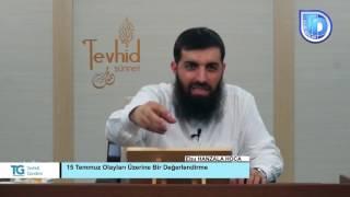 Ebu Hanzala Hoca   Fetullah Cemaati ne Nasihat