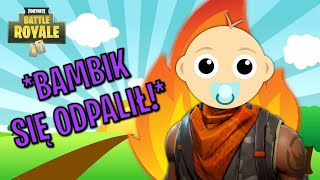 BAMBIK SIĘ ODPALIŁ :D | Fortnite - Battle Royale