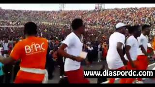 Werrason: Tigre Lobeso akueyisi stade. Tout le monde d'accord (Concert Fc renaissance)