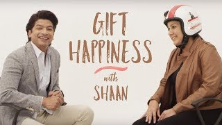 Happiness is a habit. Cultivate it. Consume it. Gift it. Lisa Sadan...