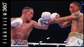 SELBY VS WARRINGTON FULL POST FIGHT RESULTS! FRAMPTON WARRINGTON NEXT! CAN HE WIN?