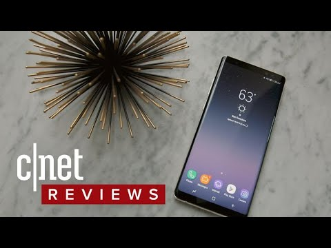 Samsung Galaxy Note 8: Hands-on