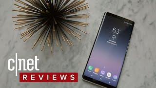 Samsung Galaxy Note 8: Hands-on
