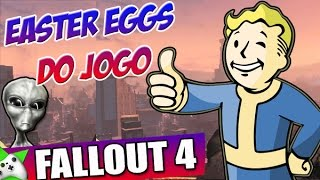 "FALLOUT 4 EASTER EGGS - ""Alien Easter Egg?"""