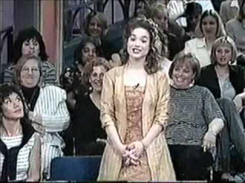 Rebecca Herbst  1999 Rosie O'Donnell
