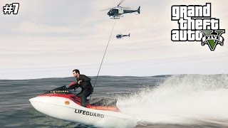 GTA 5 Mods: КРЮК (Just Cause 2 Grappling hook) (7 серия)