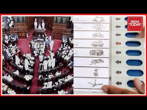 Crucial Gujarat Rajyasabha Polls Begin