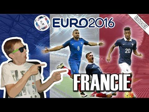EURO 2016 | Francie | EA se mnou vyjeb*vá!!!
