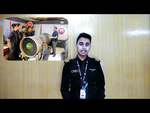 Cambrian Int'l College of Aviation- CICA Promotional video 2017 | Aronno Rana |
