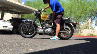 for sale 1970 bsa 441 victor special