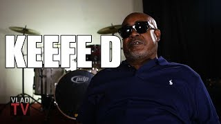 Keefe D on Puffy Using South Side Crips for Protection, Run-In with Death Row (Part 9)