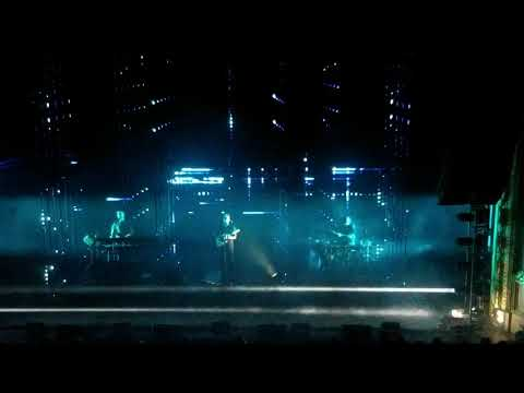 alt-J @ the Orpheum Theater in New Orleans