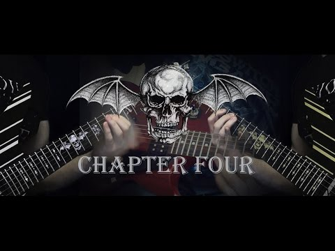 Avenged Sevenfold - Chapter Four Cover