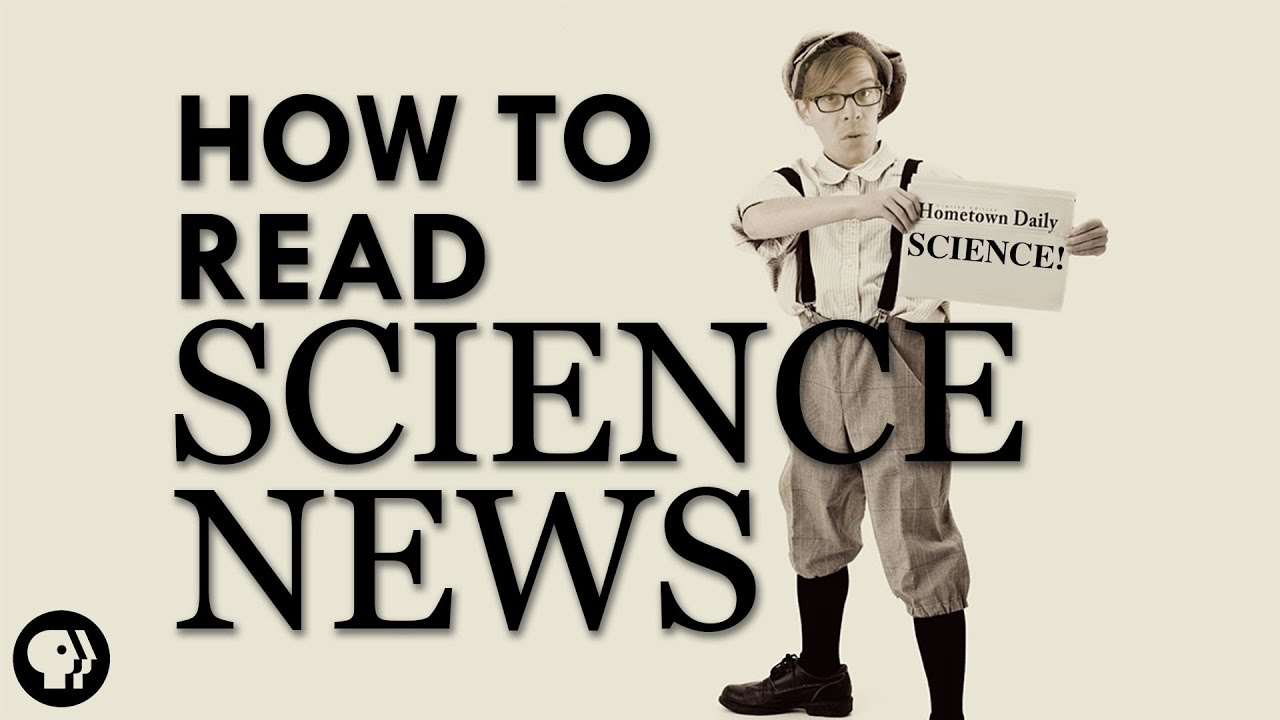 How To Read Science News