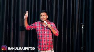 Porn & sacred games standup comedy