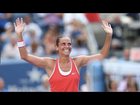 US Open Spotlight: Roberta Vinci Retires From Tennis