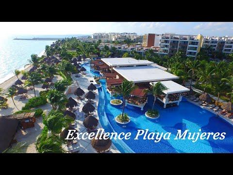 Excellence Playa Mujeres Xel-Ha 2017 GoPro Hero 5