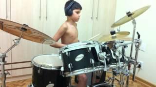 Raulzinho tocando JOÃO LUCAS E MARCELO - TCHU TCHA TCHA