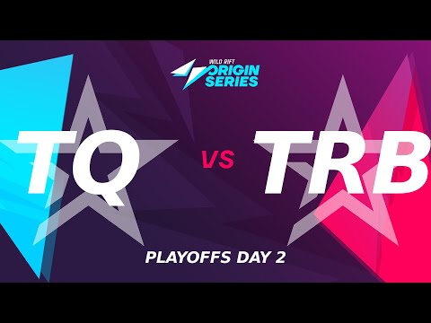 WR:OS June Cup Finals Day 2 TQ vs TRB - Group A