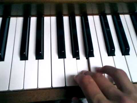 21 Pilots Car Radio Piano Chords Simple Youtube