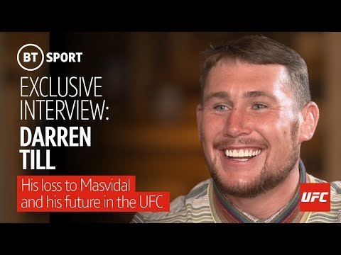 Darren Till opens up on dealing with losses and his future with the UFC in honest interview