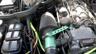 mercedes w210 hho custom make