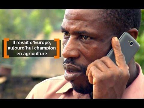 Côte d'Ivoire : Il rêvait d'Europe, aujourd'hui champion en agriculture