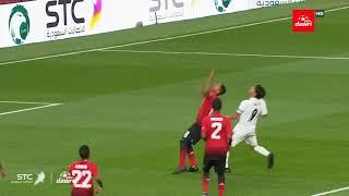 الهدف الثاني لأكاديمية ريال مدريد (عبدالعزيز العليوه) في مرمى مانشستر يونايتد في نهائي كاس التحدي