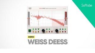 Weiss Deess Demo – Softube