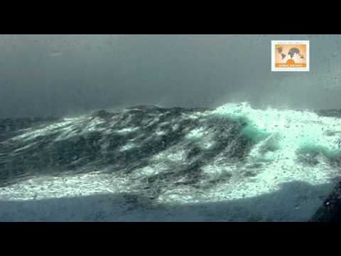 Antarctica: Crossing The Drake Passage