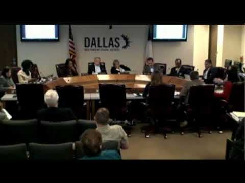Dallas ISD Trustee Marshall Suggests Option of Improving Campus under CT (Local)