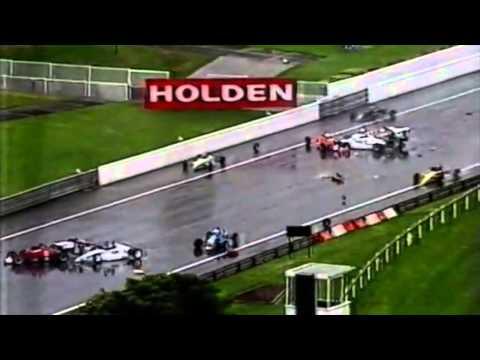Top 10 Australian Formula Ford Crashes