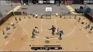 【バスケ】フリスタ2 FreeStyle2 野良 Dash Play 【Street Basketball】