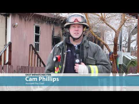 Eastside Structure Fires Keep Crews Busy on Christmas