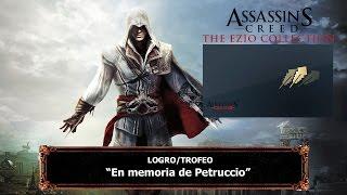 Assassin's Creed II   Logro/Trofeo   En memoria de Petruccio (Ubicación de TODAS las Plumas)